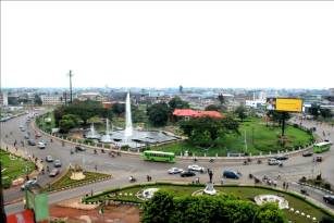 King's Square - Benin City Edo State